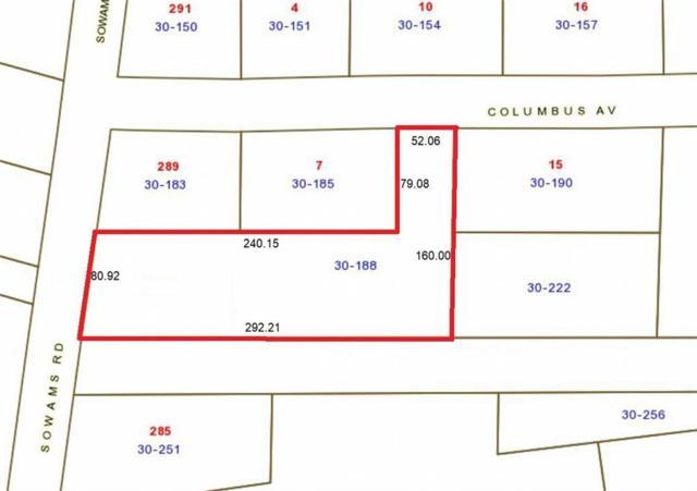 0 Sowams Lot 188 Rd, Barrington, RI 02806 (MLS #1225581) :: Sousa Realty Group