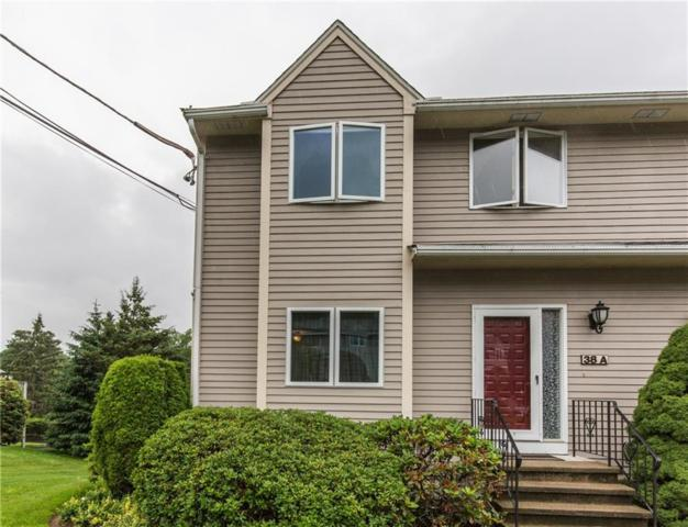38 - A Waterview Dr, Unit#38A 38A, Smithfield, RI 02917 (MLS #1227183) :: The Martone Group