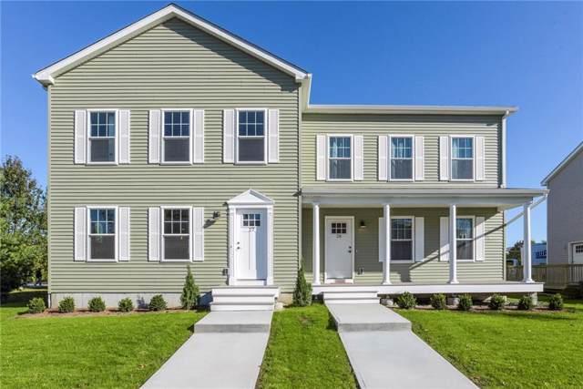 48 Prospect Street #27, Stonington, CT 06379 (MLS #1227947) :: The Martone Group