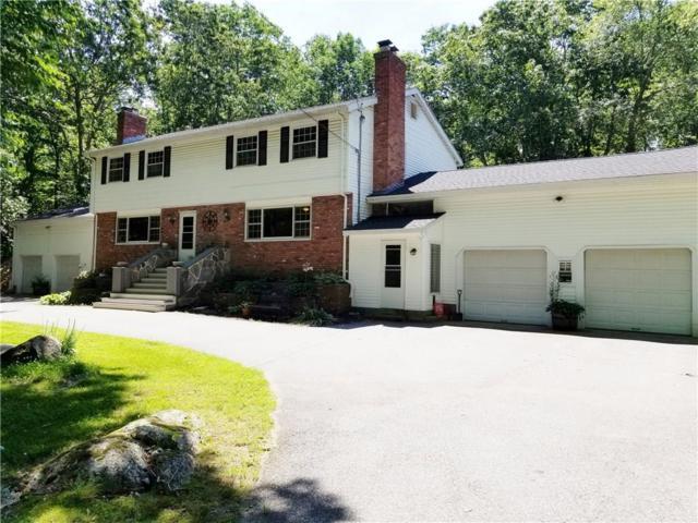 178 - 180 Burnt Hill Rd, Scituate, RI 02831 (MLS #1228098) :: Spectrum Real Estate Consultants