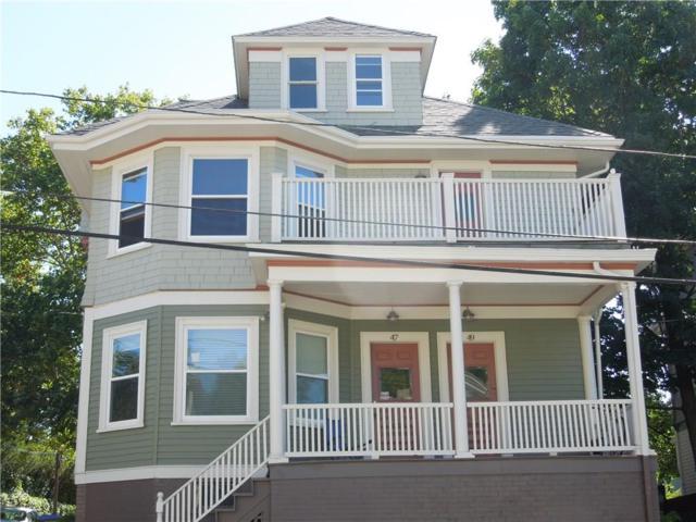 49 Halsey St, Unit#2 #2, East Side of Providence, RI 02906 (MLS #1229583) :: Albert Realtors