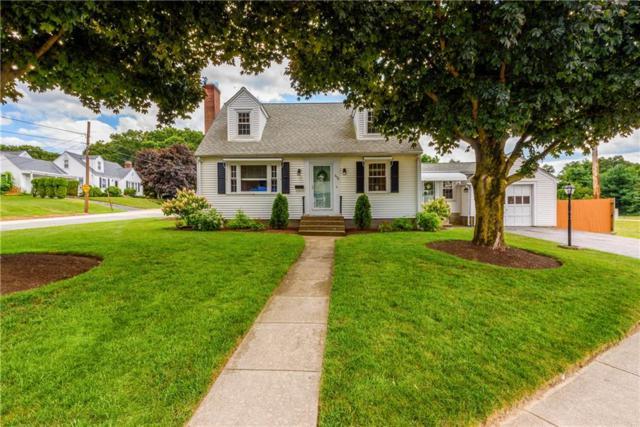 898 Pontiac Av, Cranston, RI 02910 (MLS #1231454) :: Westcott Properties