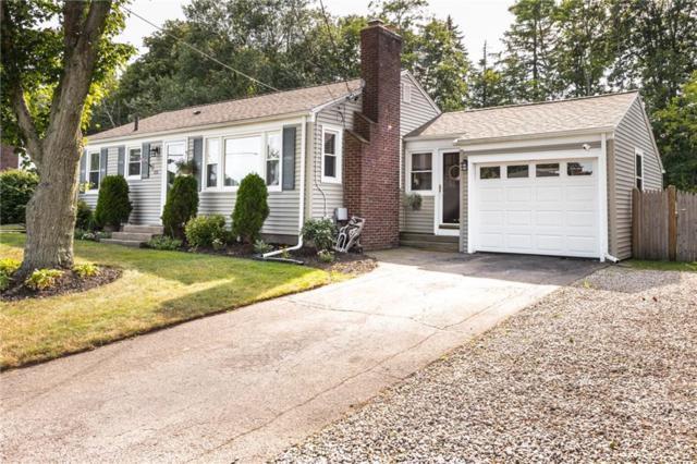 115 Poplar Drive, Cranston, RI 02920 (MLS #1231468) :: Westcott Properties