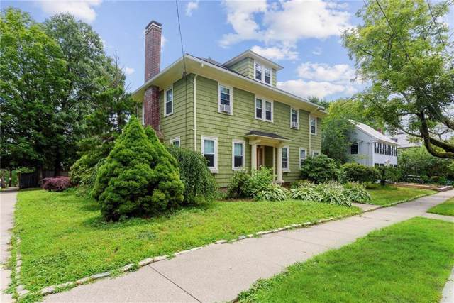 69 Brenton Avenue, East Side of Providence, RI 02906 (MLS #1235085) :: The Seyboth Team