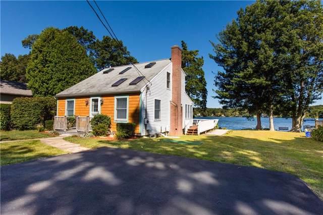 35 Shore Drive, Johnston, RI 02919 (MLS #1235409) :: Spectrum Real Estate Consultants
