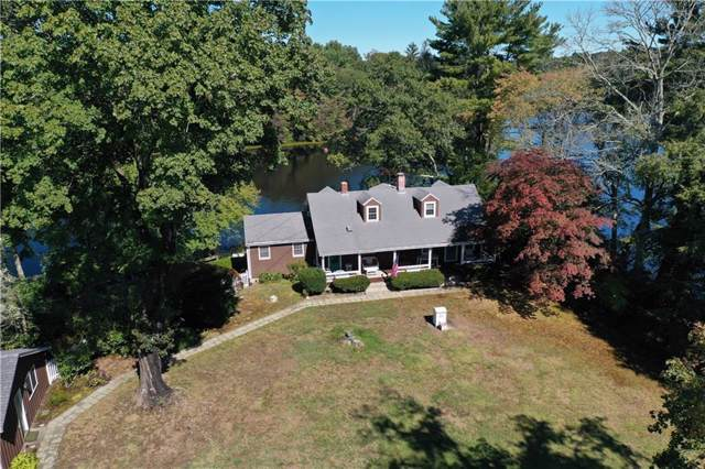 134 Barbers Pond Road, South Kingstown, RI 02892 (MLS #1236917) :: Anytime Realty
