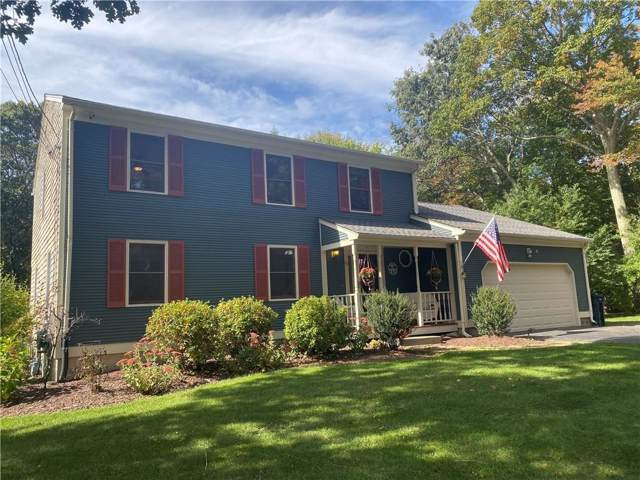43 Macintosh Lane, North Kingstown, RI 02874 (MLS #1238745) :: RE/MAX Town & Country