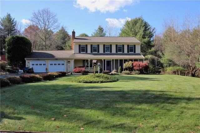 557 Black Plain Road, North Smithfield, RI 02896 (MLS #1240741) :: The Martone Group