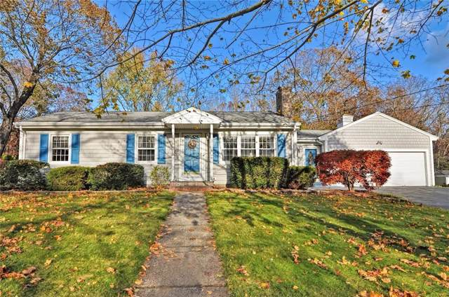 4 Arnold Drive, Cumberland, RI 02864 (MLS #1240748) :: The Martone Group