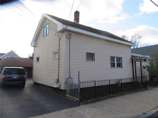 284 Montgomery Avenue, Cranston, RI 02905 (MLS #1241028) :: Spectrum Real Estate Consultants