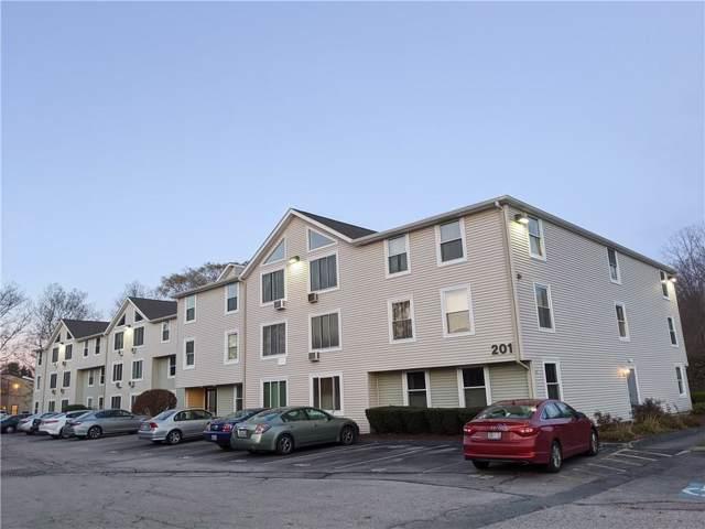 201 Woodlawn Avenue #302, North Providence, RI 02904 (MLS #1241288) :: Westcott Properties