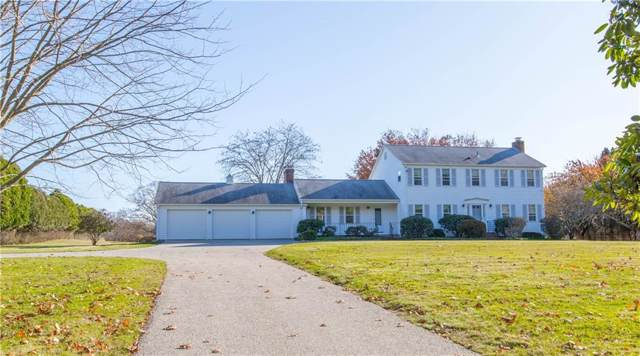 851 Quidnessett Road, North Kingstown, RI 02852 (MLS #1241986) :: RE/MAX Town & Country