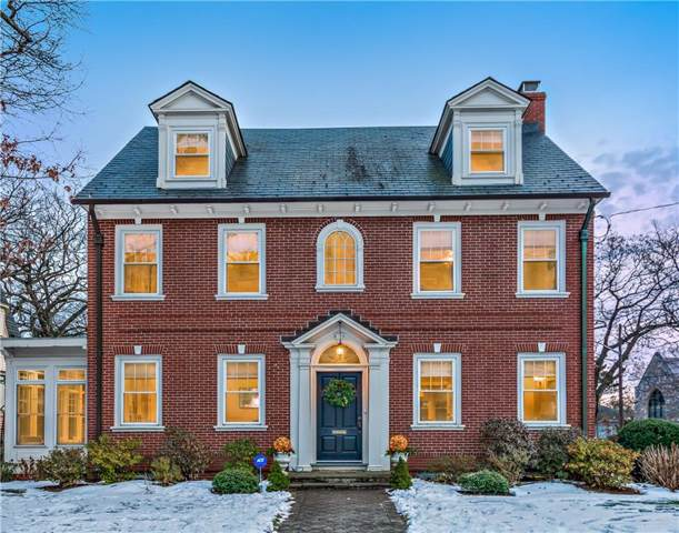 203 President Avenue, East Side of Providence, RI 02906 (MLS #1242792) :: The Martone Group