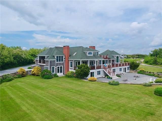 44 Beach Drive, Little Compton, RI 02837 (MLS #1243168) :: Welchman Real Estate Group
