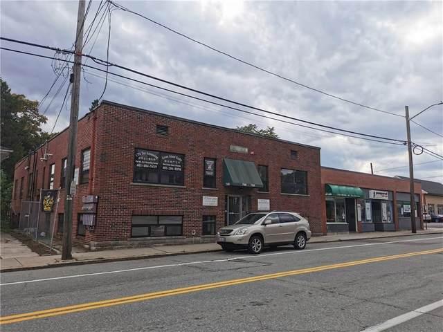 796 Park Avenue, Cranston, RI 02910 (MLS #1243388) :: The Mercurio Group Real Estate