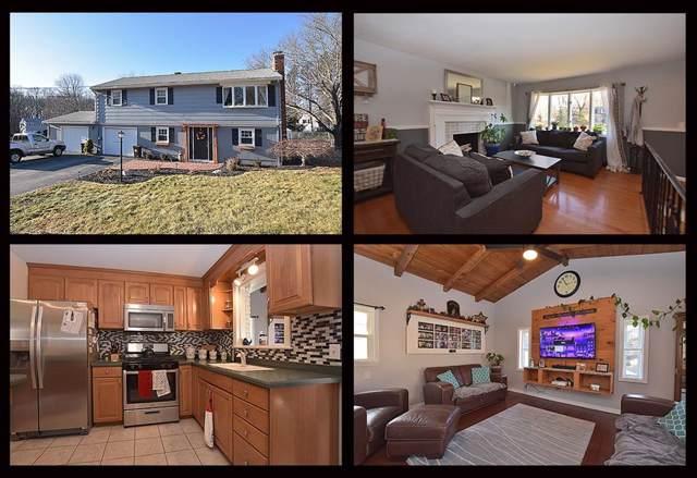 451 Mendon Road, North Smithfield, RI 02896 (MLS #1244790) :: Spectrum Real Estate Consultants
