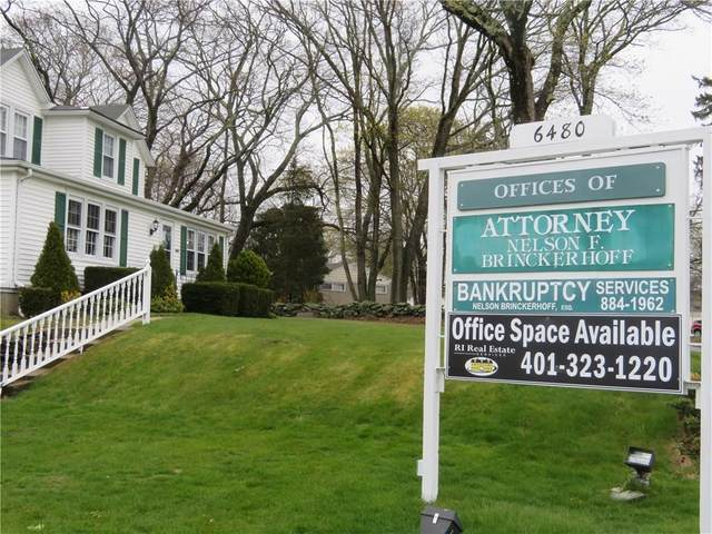 6480 Post Road #2, North Kingstown, RI 02852 (MLS #1244845) :: Anytime Realty