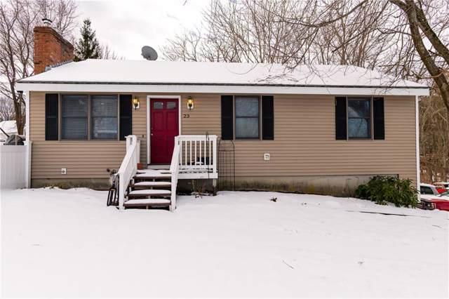 23 Providence Pike, North Smithfield, RI 02896 (MLS #1245085) :: Spectrum Real Estate Consultants