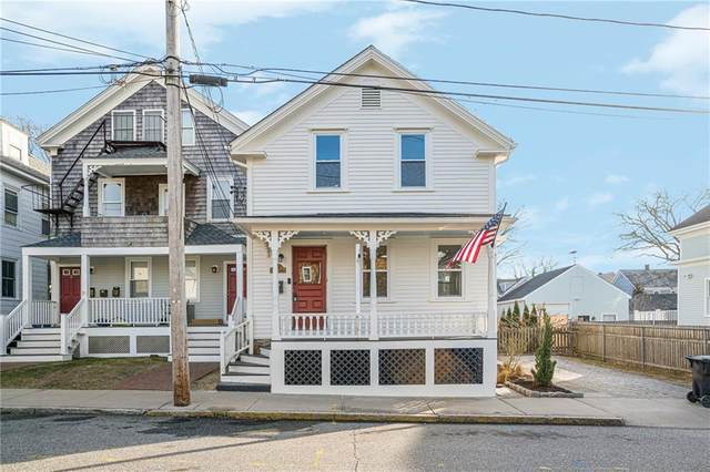33 Webster Street, Newport, RI 02840 (MLS #1245689) :: The Martone Group