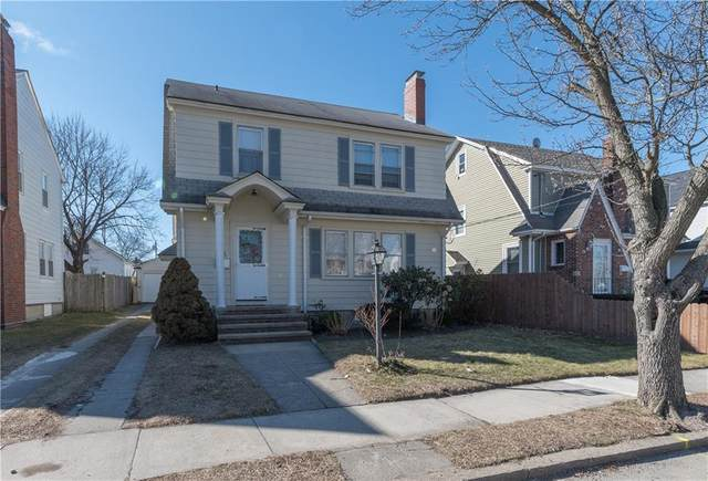 286 Beckwith Street, Cranston, RI 02910 (MLS #1247375) :: The Mercurio Group Real Estate