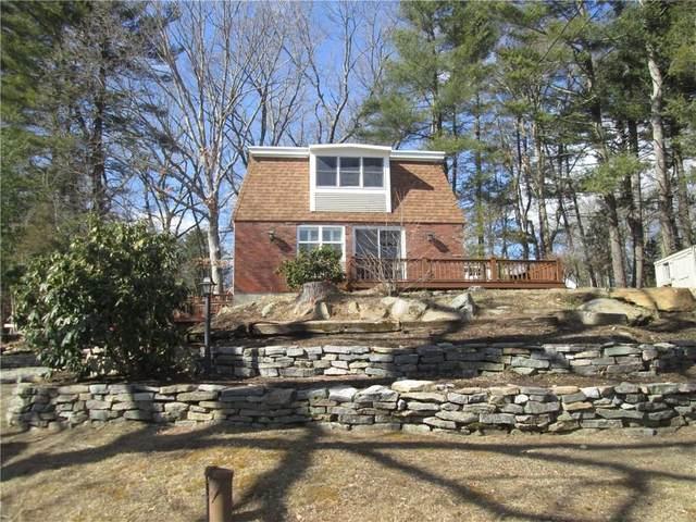 58 Moswansicut Lake Drive, Scituate, RI 02857 (MLS #1247483) :: Spectrum Real Estate Consultants