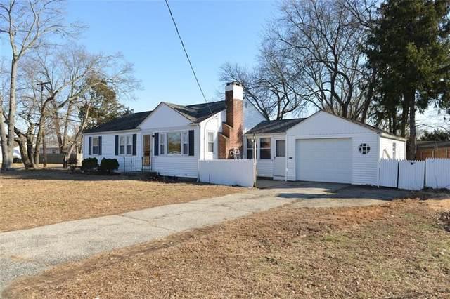 2 Midway Drive, Warwick, RI 02886 (MLS #1247725) :: Edge Realty RI