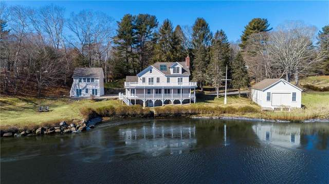1130 River Road, Old Mystic, CT 06355 (MLS #1248168) :: Anytime Realty