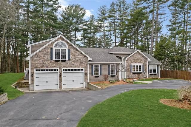545 Camp Dixie Road, Burrillville, RI 02859 (MLS #1249516) :: Spectrum Real Estate Consultants