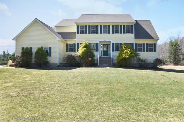 901 Colwell Road, Burrillville, RI 02830 (MLS #1249769) :: Spectrum Real Estate Consultants