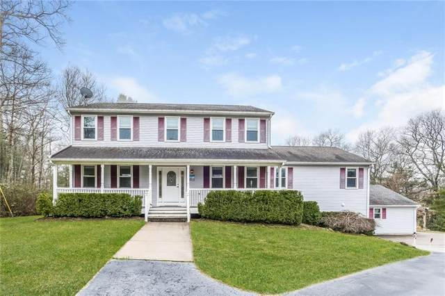 98 Robin Hollow Road, West Greenwich, RI 02817 (MLS #1250106) :: Spectrum Real Estate Consultants