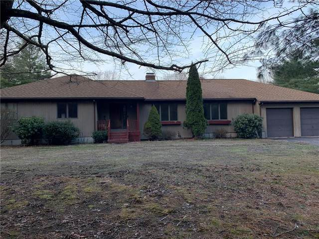 1535 Snake Hill Road, Glocester, RI 02857 (MLS #1250187) :: The Martone Group