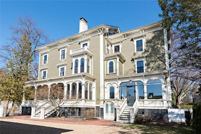 13 Cushing Street #2, East Side of Providence, RI 02906 (MLS #1250580) :: The Seyboth Team