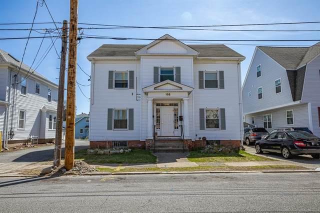 105 Beechwood Avenue, Pawtucket, RI 02861 (MLS #1250760) :: Edge Realty RI
