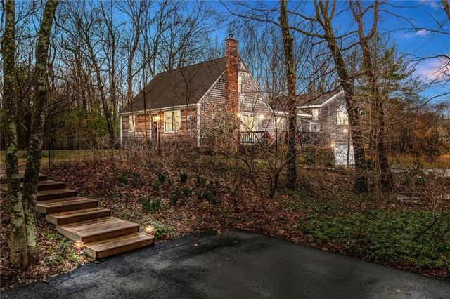 623 Rocky Hill Road, Scituate, RI 02857 (MLS #1250932) :: Spectrum Real Estate Consultants