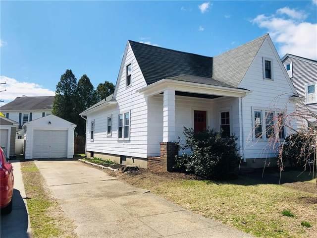 51 Greylock Avenue, Cranston, RI 02910 (MLS #1251022) :: Bolano Home