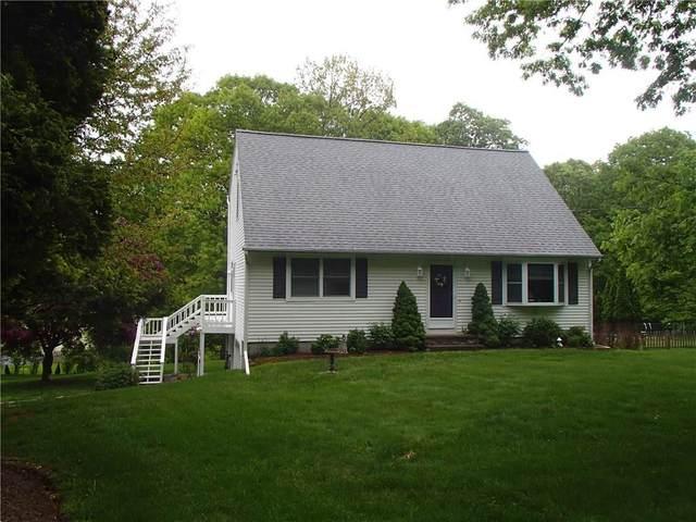1 Oakridge Dr. Drive, Cranston, RI 02921 (MLS #1251196) :: Anchor Real Estate Group