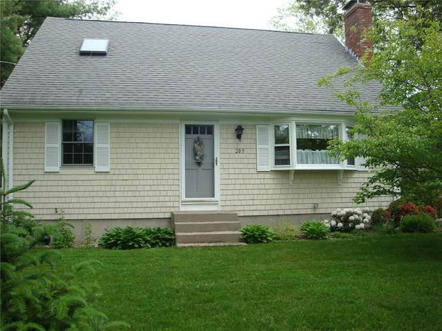 205 Dean Street, Seekonk, MA 02771 (MLS #1252065) :: The Mercurio Group Real Estate