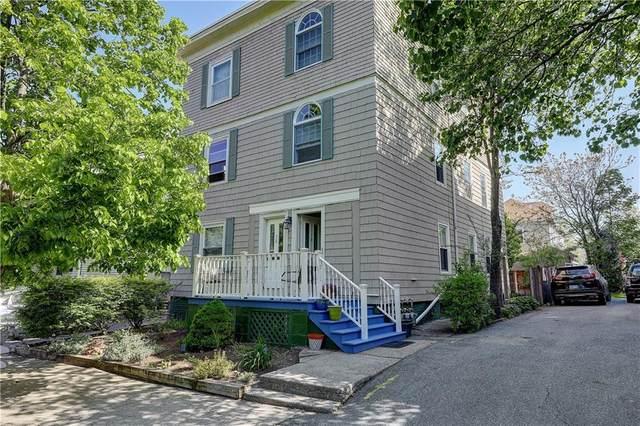 78 Ninth Street #2, East Side of Providence, RI 02906 (MLS #1252613) :: The Seyboth Team