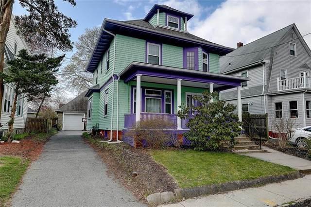 72 Bartlett Avenue, Cranston, RI 02905 (MLS #1253154) :: Edge Realty RI