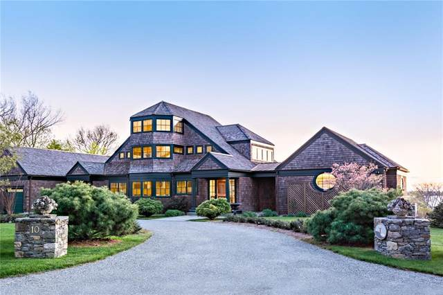 10 Courageous Circle, Bristol, RI 02809 (MLS #1253913) :: The Martone Group