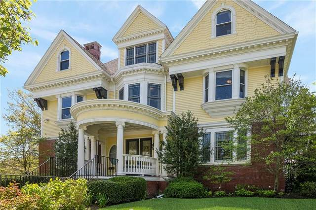 75 Orchard Avenue, East Side of Providence, RI 02906 (MLS #1254823) :: The Seyboth Team