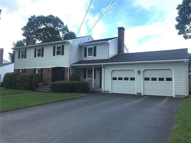 211 Belvedere Drive, Cranston, RI 02920 (MLS #1255195) :: The Seyboth Team
