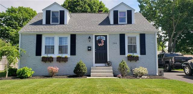 114 Betsy Williams, Warwick, RI 02889 (MLS #1255622) :: The Martone Group