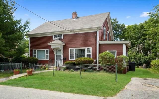 101 Rock Avenue, Warwick, RI 02886 (MLS #1256360) :: Edge Realty RI
