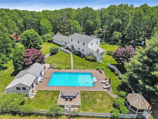 224 Kenney Hill Road, Exeter, RI 02822 (MLS #1256986) :: The Mercurio Group Real Estate