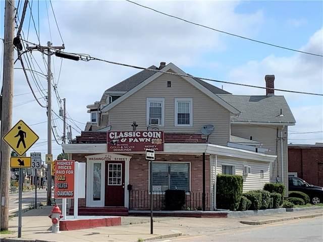 226 Washington Street, West Warwick, RI 02893 (MLS #1258264) :: The Mercurio Group Real Estate