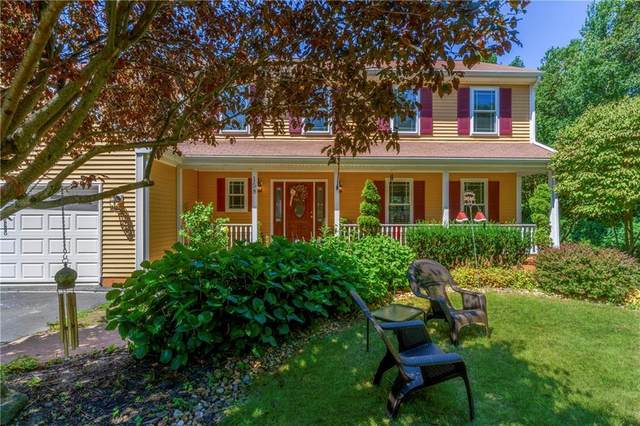 158 West Wrenthem Road, Cumberland, RI 02864 (MLS #1258599) :: The Mercurio Group Real Estate