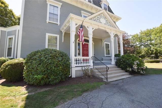 1 Red Cross Avenue #9, Newport, RI 02840 (MLS #1259784) :: Onshore Realtors