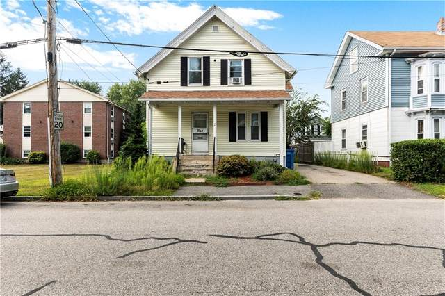 45 Arnold Street, Lincoln, RI 02865 (MLS #1261087) :: The Martone Group