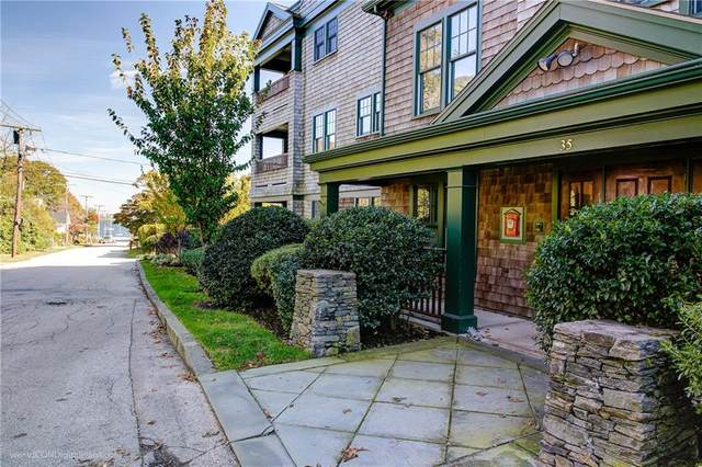 35 Knowles Court #201, Jamestown, RI 02835 (MLS #1261134) :: Welchman Real Estate Group